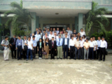 Photo: Participants of AKIZ-Excursion